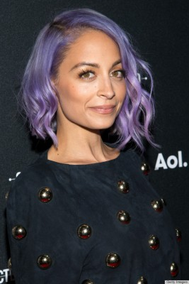 How To Wear The Coloured Hair Trend