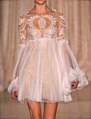 1960's Inspired Wedding Dresses