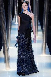 Armani Privee fashion dress