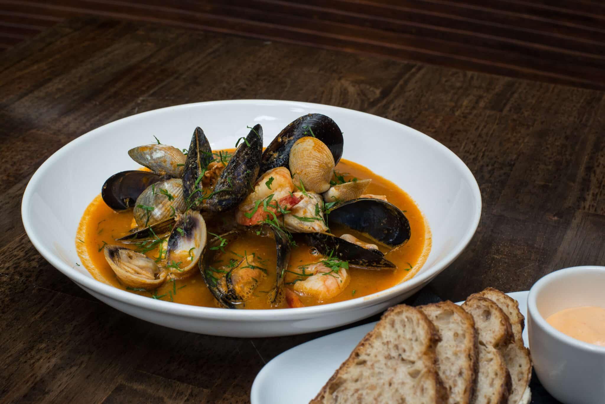 Bouillabaisse, recipe, seafood