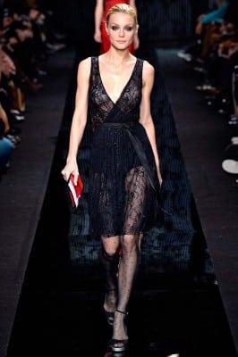 Diane von Furstenberg fashion model
