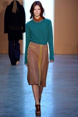 Derek Lam fashion show