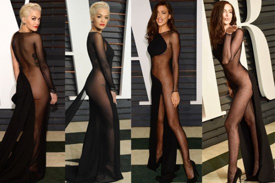 2015 Oscar Awards, Oscars After-Party, Academy Awards, Rita Ora, Gigi Hadid, Heidi Klum, Irina Shayk