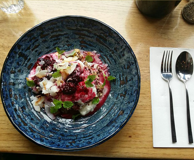 Quinoa, Bircher Muesli, Superfood, Healthy, Simon Ward