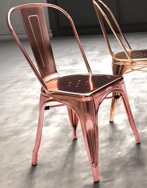Interior Design Trend: Mixed Metals
