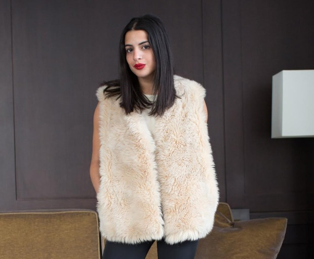 Inspirational Women: Haya Maraka