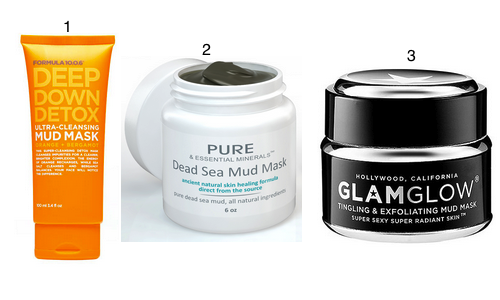 5 Benefits of Mud Masks