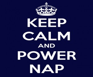 women's health, power naps, sleep problems