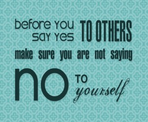 assertiveness, self-improvement, saying no