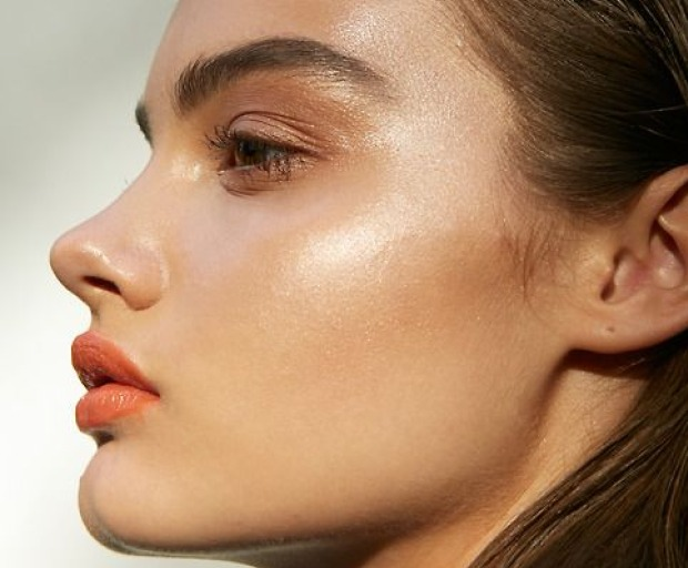 Turn Oily Skin Into Dewy Skin