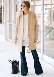 How To Style Flared Denim