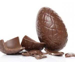 chocolate, resist, temptation, easter, easter eggs