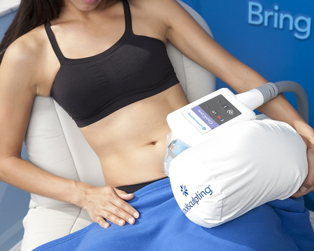CoolSculpting Treatment Fat Freezing