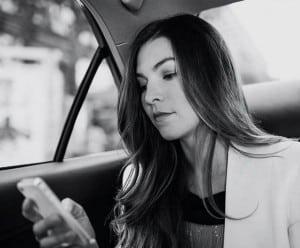 Uber, Woman, UN Women, Ride-sharing, App, Taxi