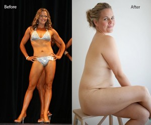 body image, Taryn Brumfitt, Before and after, Women, Health and Fitness, Body acceptance