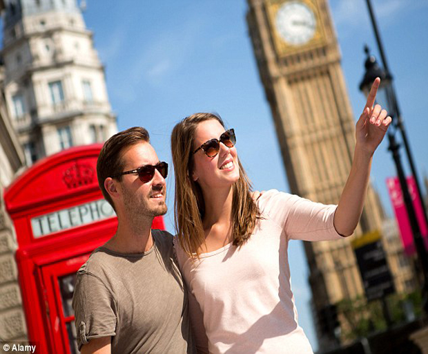 British, London, world's sexiest accent, dating survey