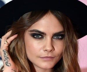 Recreate Cara Delevinge's Brit Awards Smokey Eye
