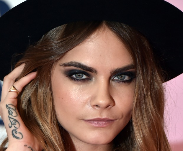 Recreate Cara Delevinge's Brit Awards Smokey Eye