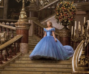 Cinderella, Disney, movie review