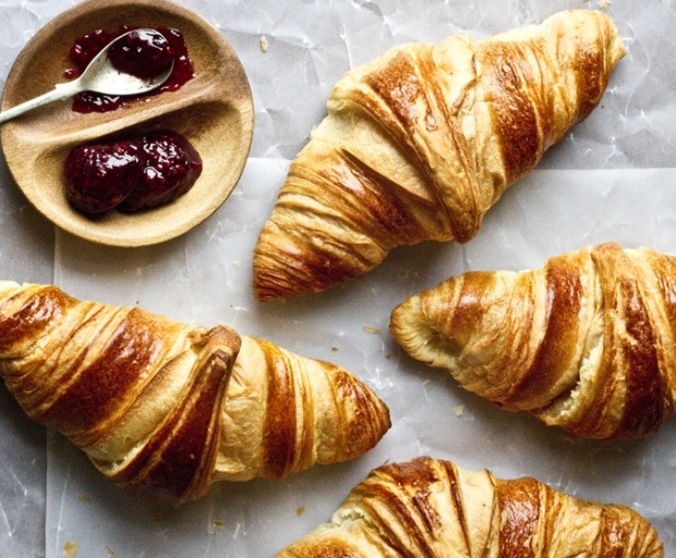 Make French Croissants From Scratch