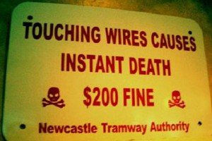 Funny signs, comedy, wit, laughter