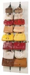 handbags storage door hooks