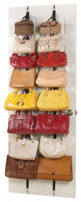 handbags storage door hooks