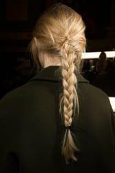 5 Hair Trends From Paris Fashion Week