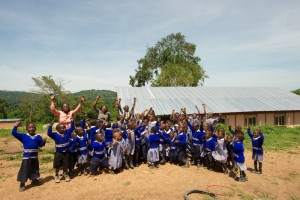 School For Life, Inspirational Women, Uganda, Annabelle Chauncy, Life, Charity