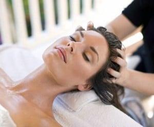 DIY Relaxing Scalp Massage