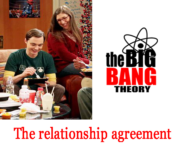 sheldon, amy, the big bang theory, the relationship agreement