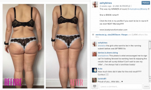 Choosing The Right Filter: Instagram and Body Image