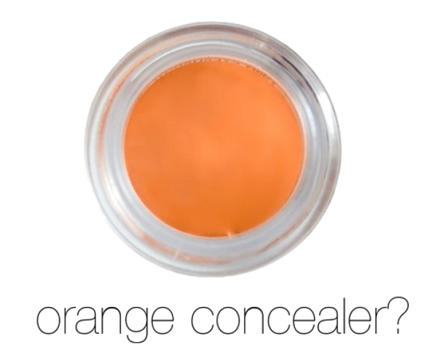 The Benefits of Orange Concealer