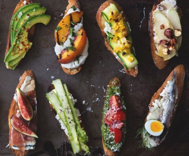 Appetisers, Quick and Easy Meals, Dinner Party, Entree