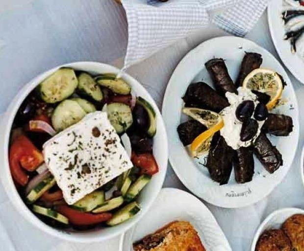 5 Healthy and Easy Mezze Recipes