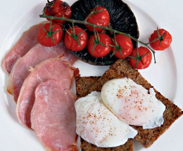 Low-Fat English Breakfast Recipe
