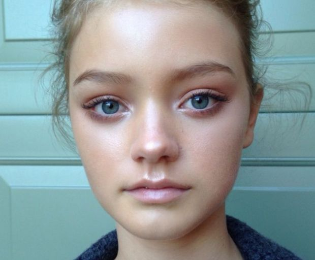No-Makeup Look, Makeup, Beauty Trends, Beauty