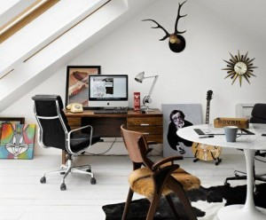 DIY, revamp, Attic, Interior Design