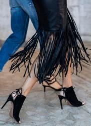 How To Style Fringe Clothing