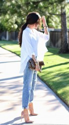 How To Style The Oversized T-Shirt