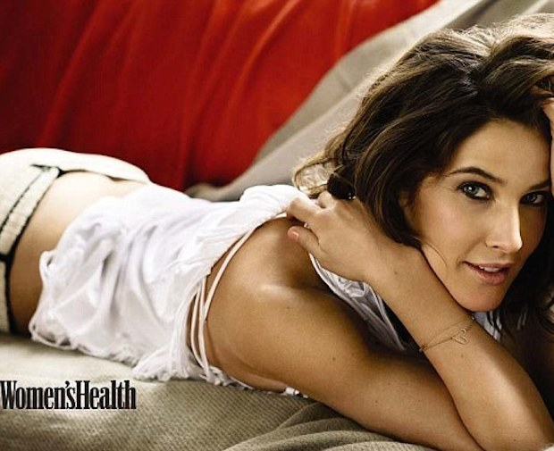 ovarian cancer, cobie smulders, signs and symptoms