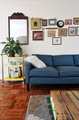5 Budget Apartment Decorating Ideas