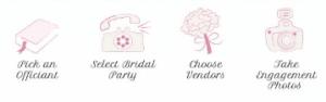 The 12 Month Wedding Planner Timeline