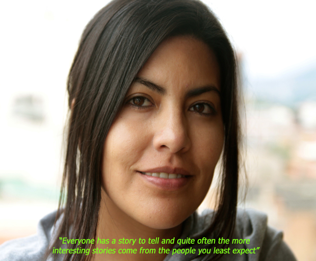 Inspirational women, Violeta Ayala, career women, Australian writer and filmmaker