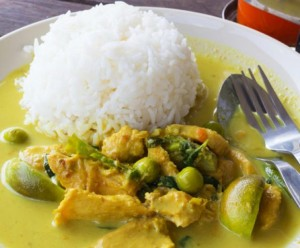 Quick and Easy Green Curry Recipe