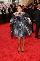 Solange Knowles Met Gala