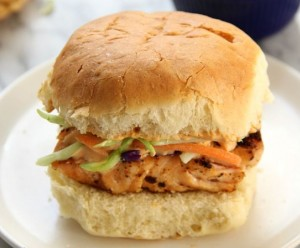 Grilled Salmon Sliders, Salmon Recipes, Sliders, Salmon, Nibbles, Easy Meals