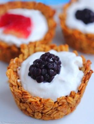 5 Tasty Granola Recipe Ideas
