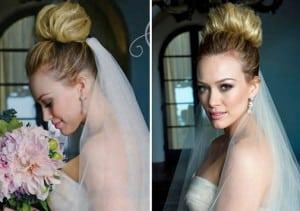 5 Celebrity Bridal Makeup Looks