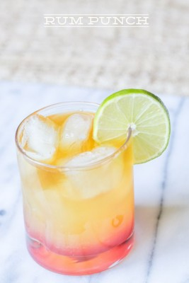5 Punch Recipes For Summer